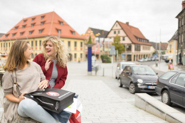Shooting für Stadt Lichtenfels / LIF Card