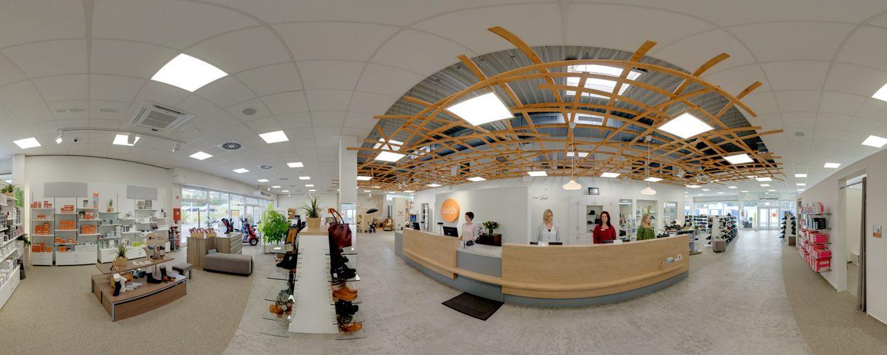 Wirth GmbH Virtueller Rundgang